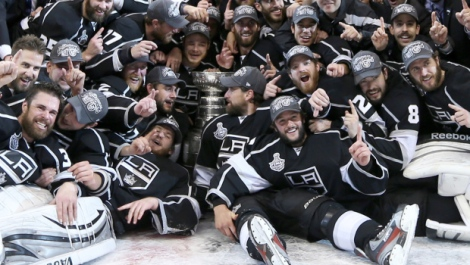 Congratulations to the 2012 Stanley Cup Champions!