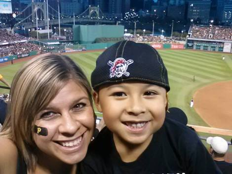 Game 4, October 6, 2013 at PNC Park.